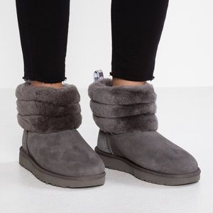 UGG Mini Fluff Quilted